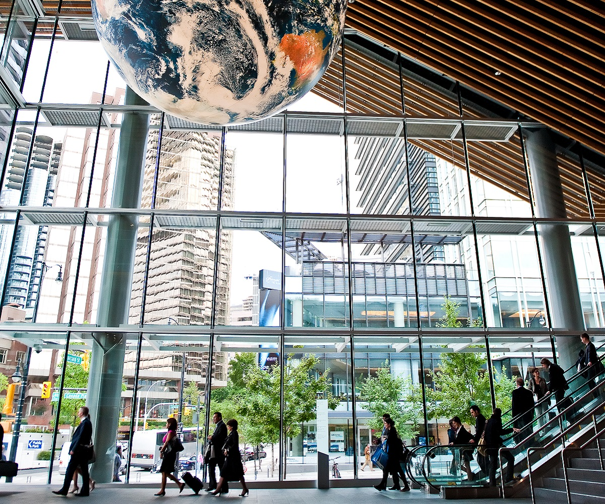 Vancouver Receives Double Leed Platinum Certification Business