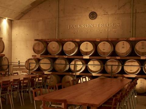 Jackson-Triggs Niagara Estate Winery