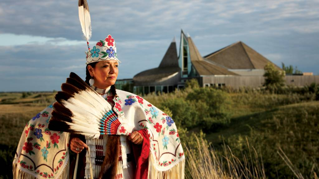 Explore an ancient civilization, Wanuskewin Heritage Park