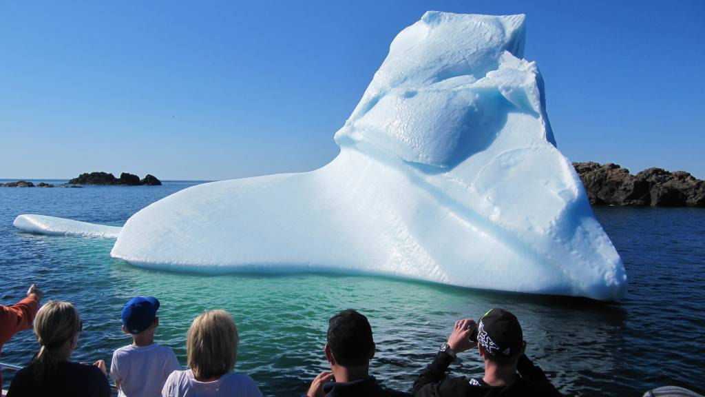 Ancient Waters, Iceberg Quest
