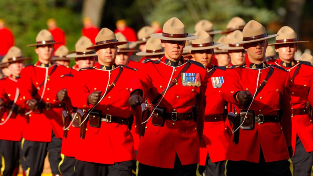 Mounties in the Making, RCMP Heritage Centre