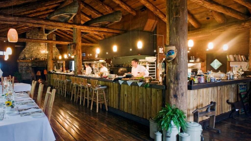 Where Gourmet Meets Rustic — Clayoquot Wilderness Resort