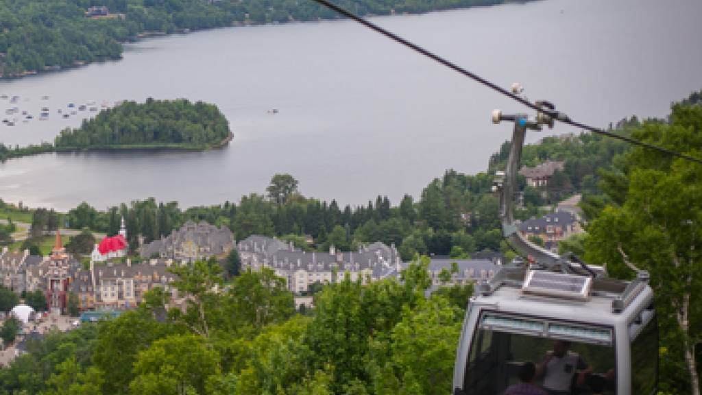 Make a Perfect Pitch, V2V Gondola and Casino de Tremblant