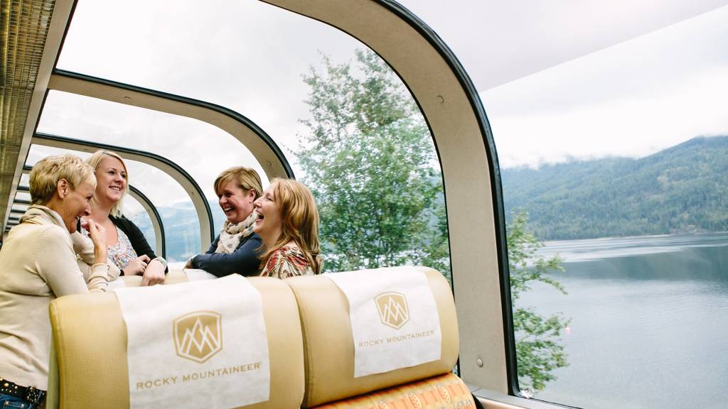 Dome Cars Gold Leaf Service
