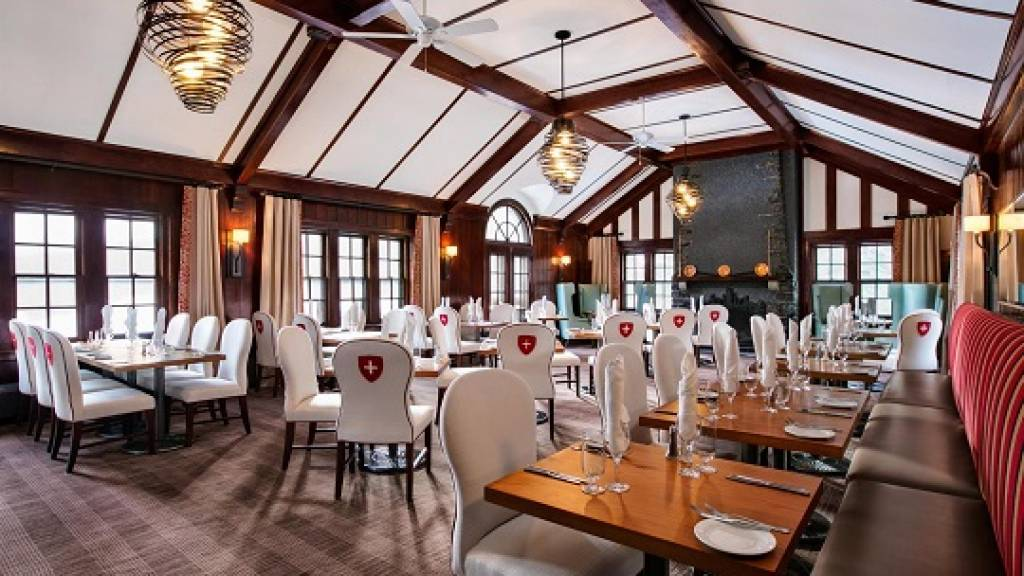 Waldhaus Restaurant at the Fairmont Banff Springs