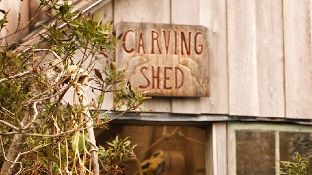 Carving Shed, Wickaninnish Inn