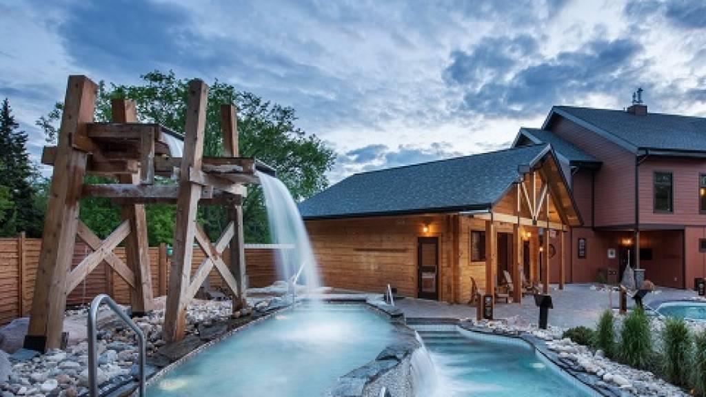 spa retreats business events canada. Black Bedroom Furniture Sets. Home Design Ideas