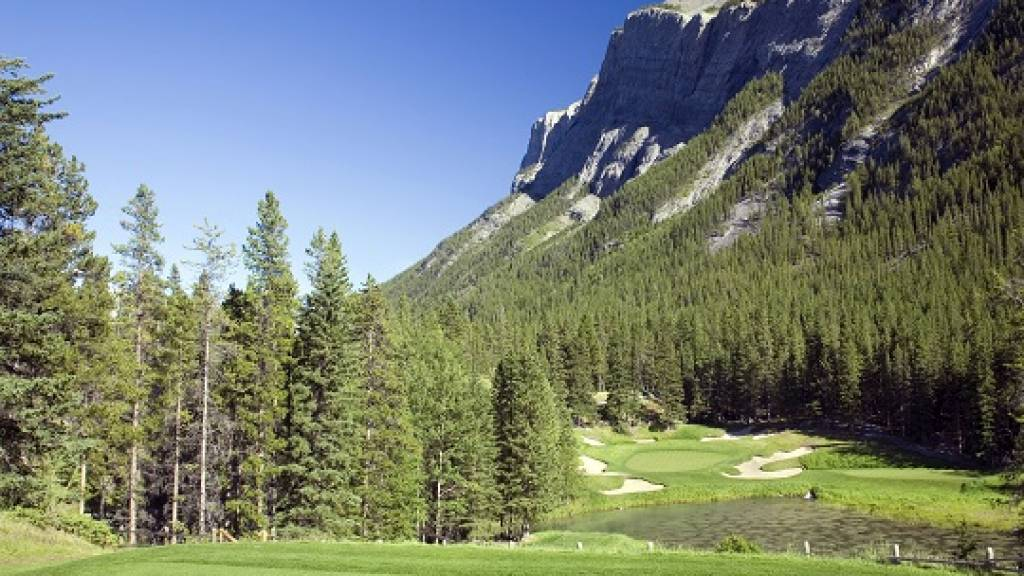 Banff Springs Golf Club, AB