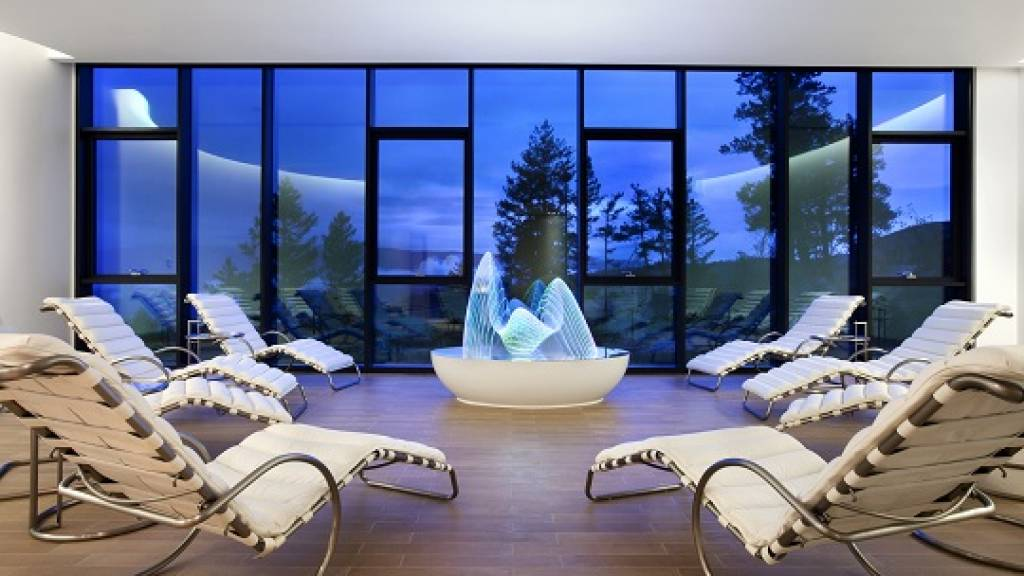 Sparkling Hill Resort and Kur Spa, BC