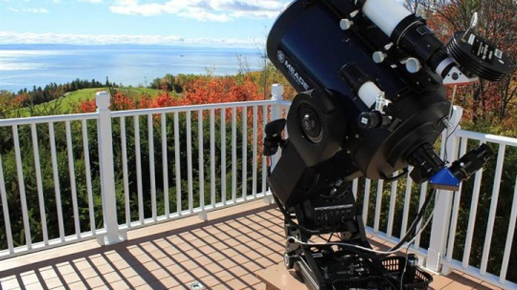 Astronomy Observatory of Charlevoix