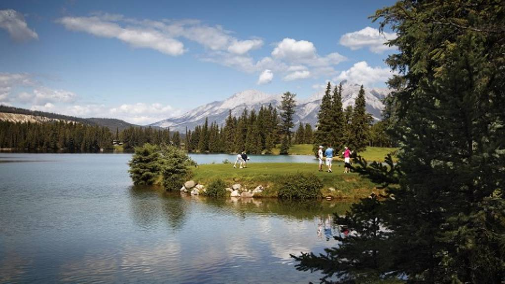 Jasper Park Lodge Golf Course, AB