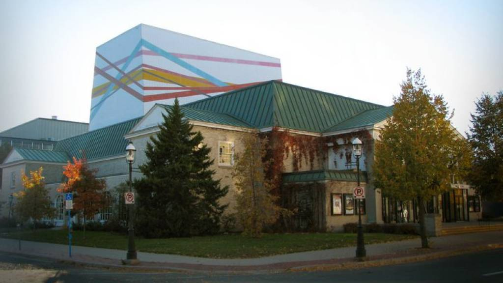 THE PLAYHOUSE FREDERICTON