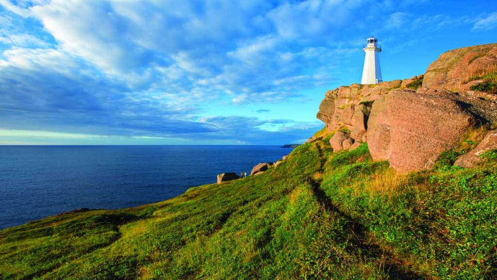 DISCOVER CAPE SPEAR LIGHTHOUSE