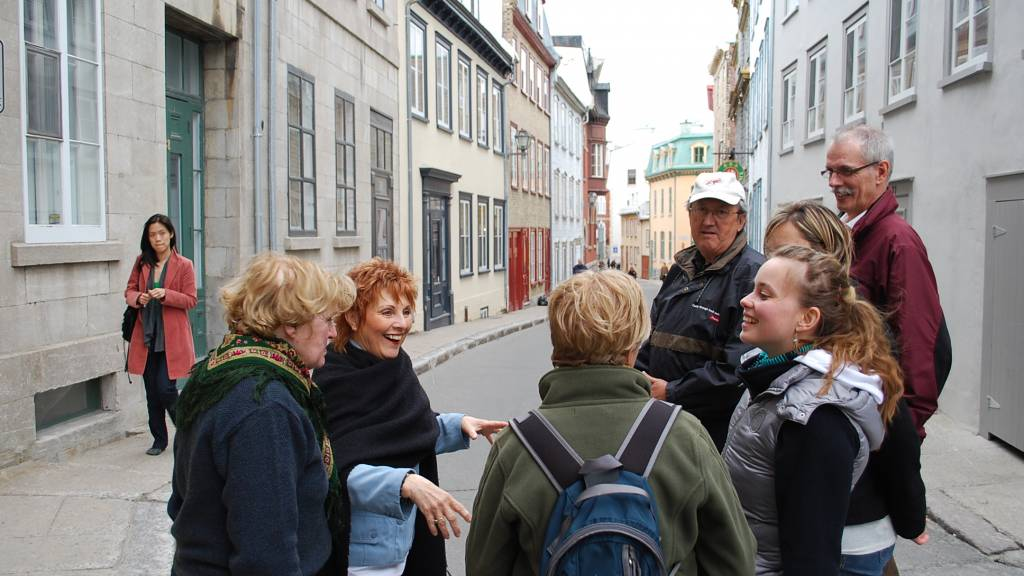 GUIDED WALKING TOURS