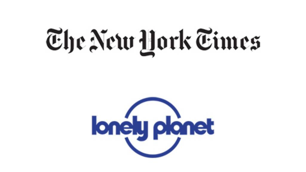 New York Times / Lonely Planet