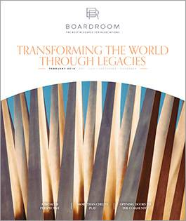 Boardroom - Transforming the World Through Legacies