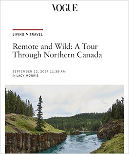 Remote and Wild: A Tour Through Northern Canada